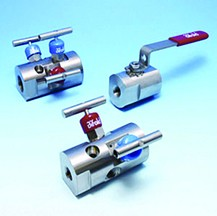 Innovative and Reliable Needle and Ball Valves Engineered for Low / Medium Pressure Applications