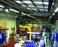Velan�s state-of-the-art facility in Leicester, UK.