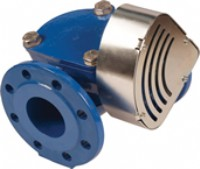 Eurocheck non-return valve with a universal kit solution