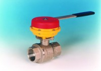 Kinetrol's spring fail-safe handles allow manual operation of quarter-turn valves with the advantage