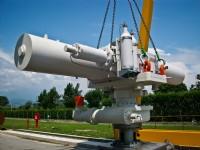 Largest sub-sea actuator
