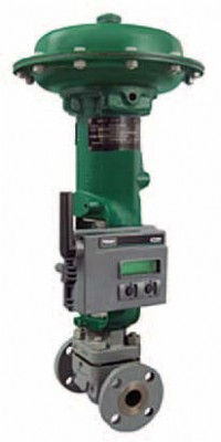 The new Fisher® 4320 wireless position monitor delivers previously unavailable equipment position data to improve plant performance and safety