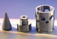 Tungsten Carbide wear parts from Total Carbide.