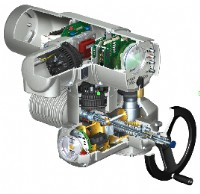 The new Generation .2 multi turn actuator from AUMA.