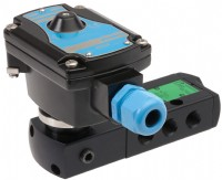 ASCO Numatics introduces low power Ex ia pilot valve with ATEX and IEC Ex approval available with either a painted aluminium or stainless steel enclosure
