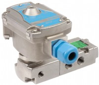 The new ASCO Numatics low power Ex ia intrinsically safe pilot valve with ATEX and IEC Ex approval, is ideally suited to aggressive environments across the process industry