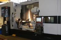 One of CTL's two Mazak E650 Intrgrex millturn machining centres.