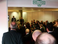 Standing room only at the MW Kellogg presentation at EIConnect
