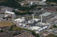 The E.ON Northwich facility is one of the largest of its type in the UK, generating 130MW of electricity and 500 tonnes of steam every hour