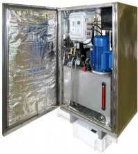 -60°C self-contained electro-hydraulic system for Gazprom