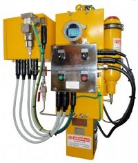 Hydraulic positional control system