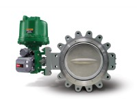 Fisher Control-Disk valve now available in sizes NPS 14 to 24  and ASME Class 150 & 300