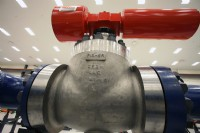 Extensive testing of the specially modified ball valve demonstrated to Westinghouse that the new design could meet all specified flow requirements.