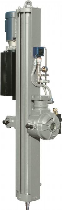 Rotork Skilmatic linear electro-hydraulic actuator