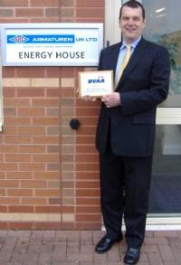 Nick Davies of ARI Armaturen (UK) Ltd