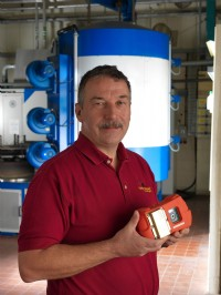 Steve Guse, Operations Manager at Hardide Coatings.