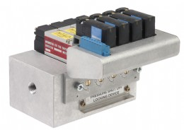 ASCO Numatics introduces an ATEX certified solenoid valve manifold that is ideally suited to installation in cabinets containing fieldbus remote I/O