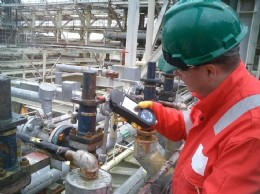 Plant inspection of Relief Valves