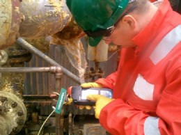 Checking plant �Locked� / �Unlocked valves