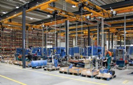 In the new factory, material flow and production cells are planned according to lean manufacturing principles that provide a clear advantage over the previous factory, which was operating in several buildings. The main focus is on producing, assembling and testing critical, engineered parts for ultimate performance in the oil and gas industry. Metso secures valve operation and quality with uncompromised manufacturing processes and testing procedures. The factory has ISO 9001:2008, PED, ATEX as well as ISO 14001:2004 certificates