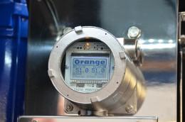 Orange Instruments EX210 - new advanced hydraulic positioner