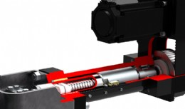 Moss Group�s new pneumatic replacement actuation system with integrated yoke and self-contained control mechanism