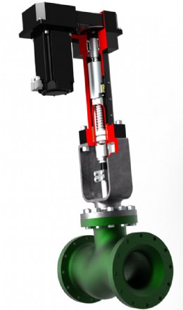 Moss Group's high force, precision-grade actuation system