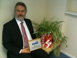 Mr Poole of Southern Valve & Fitting Co Ltd
