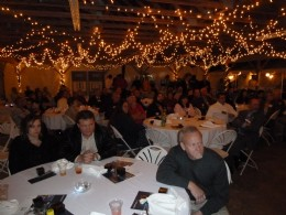 CRANE ChemPharma Flow Solutions™ celebrated the 75th anniversary of its Resistoflex brand with an outdoor banquet for its employees, customers and distributors