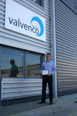 Scott Waugh of Valvenco