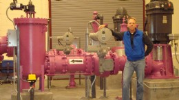 Dave Buchwald from Pipestone Equipment with SIPOS� actuation technology