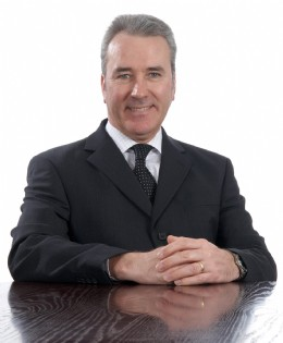 Denis Westcott, Managing Director of Kent Introl