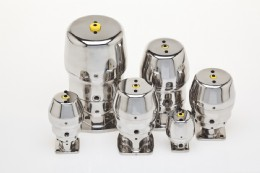 CRANE's new Saunders®S360 range of actuators