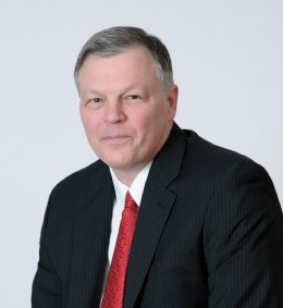 Tom Pajonas, chief operating officer for the Flow Control Division and the Flow Solutions Group