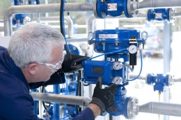 Valves that can be maintained and restored to duty quickly help to limit costly production delays