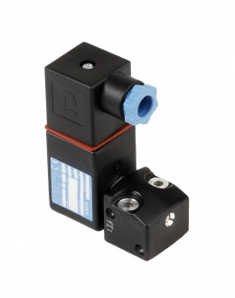 ASCO Numatics Ex ia intrinsically safe solenoid operated pilot is suitable for all hazardous areas