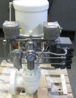 At CVS� Aberdeen Workshop adopted by the whole team. a fully upgraded and overhauled Temperature Recycle Valve using ASCO Numatics range of products