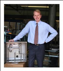 David Millar MD Heap & Partners Ltd