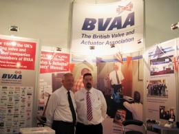 Achema: BVAA�s Peter Churm and Rob Bartlett