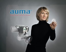 AUMA's Generation .2 actuator range aids asset management