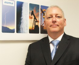 Kerry Harris is recruited to the new post of Southern Region Manager and Head of Internal Sales for AUMA UK. He is one of two recent appointments.