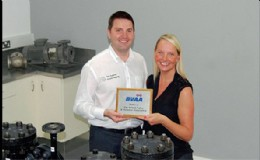 Alex Lattimer and Kath Payne of the Academy of Joint Integrity.