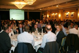 Getting to know Subsea 7� � a typical networking lunch organised by NOF Energy.