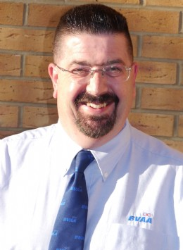 BVAA Director Rob Bartlett