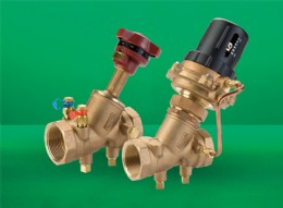 Crane Fluid Systems� new DPCV and companion valve are quick and easy to install