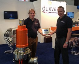 Harry Pomp and Dominic Clarke, Duxvalves.