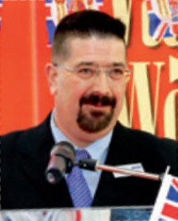 BVAA Director, Rob Bartlett