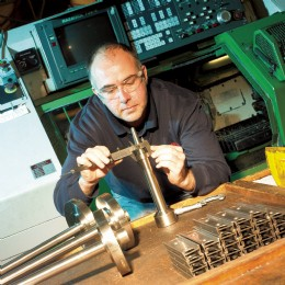ABB�s Measurement Products Workington site is one of the first companies to achieve ISO 29001 accreditation.