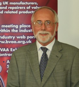 BVAA Safety Valves course lecturer, Geoff Newman
