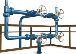 Smith Flow Control's PSV system ensures maintenance procedures on safety relief systems operate in a safe sequence
